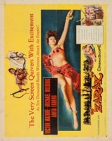 Zarak movie poster (1956) picture MOV_80dcdfcf