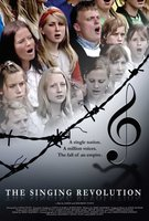 The Singing Revolution movie poster (2006) picture MOV_80df4d75
