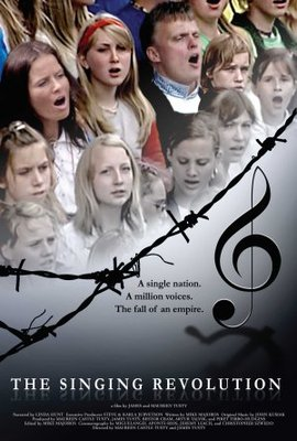 The Singing Revolution movie poster (2006) poster MOV_80df4d75