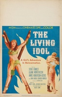 The Living Idol movie poster (1957) picture MOV_80e0dee3