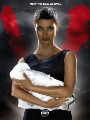 V movie poster (2009) poster MOV_80e5909c