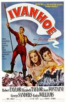 Ivanhoe movie poster (1952) picture MOV_80e99a09