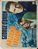 Arizona Legion movie poster (1939) picture MOV_80ec0a3c