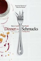 Dinner for Schmucks movie poster (2010) picture MOV_80f50907