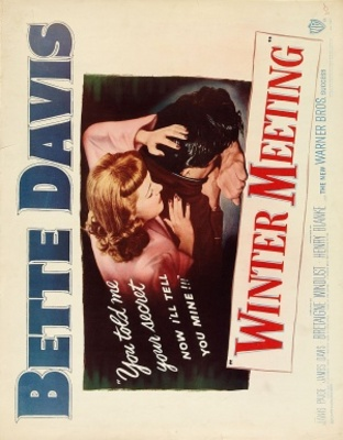 Winter Meeting movie poster (1948) poster MOV_80fa0149
