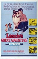 Lassie's Great Adventure movie poster (1963) picture MOV_80faa9fe