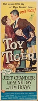 The Toy Tiger movie poster (1956) picture MOV_80facfe1