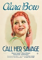 Call Her Savage movie poster (1932) picture MOV_8104493d