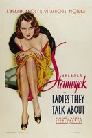 Ladies They Talk About movie poster (1933) picture MOV_810ff43e