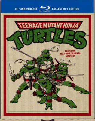 Teenage Mutant Ninja Turtles movie poster (1990) poster MOV_81113cd6
