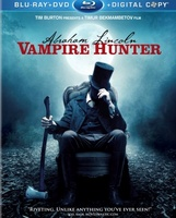 Abraham Lincoln: Vampire Hunter movie poster (2011) picture MOV_811a1752