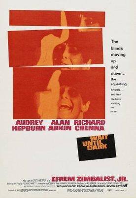 Wait Until Dark movie poster (1967) poster MOV_81229a78