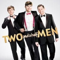Two and a Half Men movie poster (2003) picture MOV_812882a6