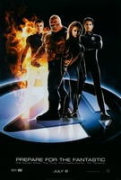 Fantastic Four movie poster (2005) picture MOV_812893d3