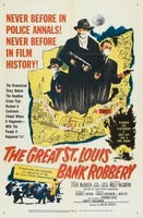 The Great St. Louis Bank Robbery movie poster (1959) picture MOV_81289dda
