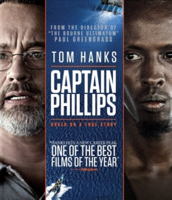 Captain Phillips movie poster (2013) poster MOV_81293b4c