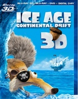 Ice Age: Continental Drift movie poster (2012) picture MOV_812c8cee
