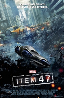 Marvel One-Shot: Item 47 movie poster (2012) poster MOV_812f0694