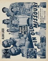 In Old Missouri movie poster (1940) picture MOV_812f93dc