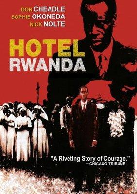 Hotel Rwanda movie poster (2004) poster MOV_813043cb