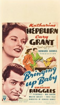 Bringing Up Baby movie poster (1938) poster MOV_8135a231