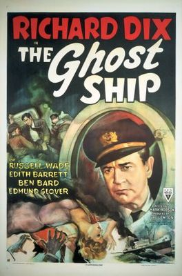 The Ghost Ship movie poster (1943) poster MOV_813b927b