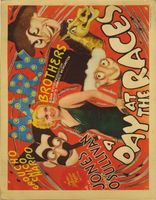 A Day at the Races movie poster (1937) picture MOV_813c8732