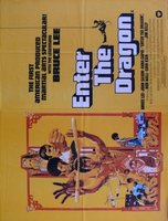Enter The Dragon movie poster (1973) picture MOV_813d88ad