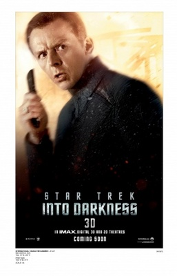 Star Trek Into Darkness movie poster (2013) poster MOV_8148470a
