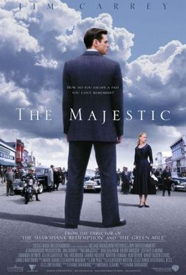 The Majestic movie poster (2001) poster MOV_814c410e
