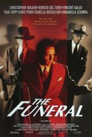 The Funeral movie poster (1996) picture MOV_814e280c