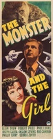 The Monster and the Girl movie poster (1941) picture MOV_81511d1c