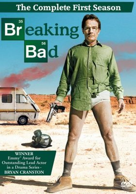 Breaking Bad movie poster (2008) poster MOV_8151cc62