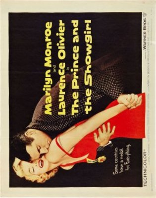 The Prince and the Showgirl movie poster (1957) poster MOV_815ac5bb