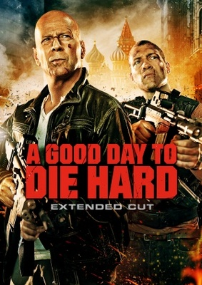 A Good Day to Die Hard movie poster (2013) poster MOV_8162bddf