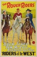 Riders of the West movie poster (1942) picture MOV_eae7206e