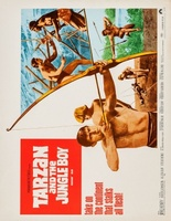 Tarzan and the Jungle Boy movie poster (1968) picture MOV_81634bae