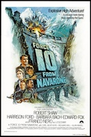 Force 10 From Navarone movie poster (1978) picture MOV_81662c3a