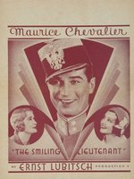The Smiling Lieutenant movie poster (1931) picture MOV_8168f10e