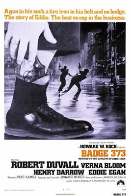 Badge 373 movie poster (1973) poster MOV_81698a0e