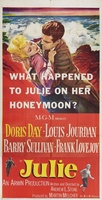 Julie movie poster (1956) picture MOV_816ffcf8