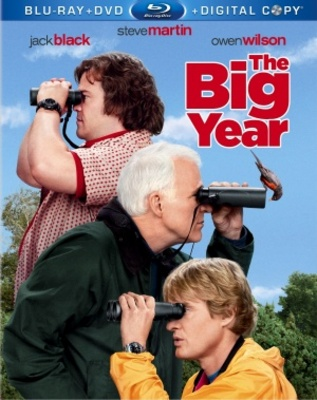 The Big Year movie poster (2011) poster MOV_8170941a