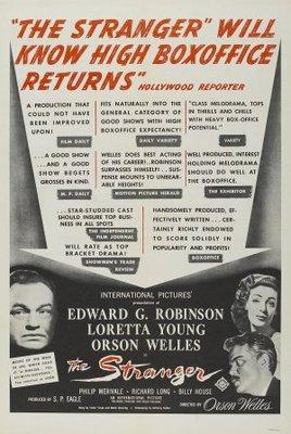 The Stranger movie poster (1946) poster MOV_8176c28f