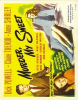 Murder, My Sweet movie poster (1944) picture MOV_8178f78e