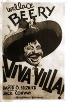 Viva Villa! movie poster (1934) picture MOV_817afd29