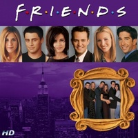 Friends movie poster (1994) picture MOV_817db0b0