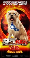Spy Kids 4: All the Time in the World movie poster (2011) picture MOV_818580c8