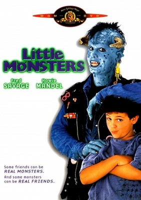 Little Monsters movie poster (1989) poster MOV_81879889
