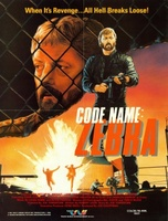 Code Name: Zebra movie poster (1987) picture MOV_818a1acf