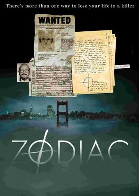 Zodiac movie poster (2007) poster MOV_818fd43f